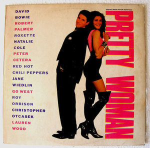 PRETTY WOMAN Emi 58647 PROMO OST Argentine LP 1990