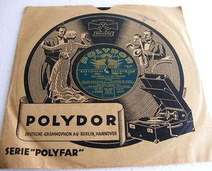 HANS BODE & MELICHAR Polydor 24137 TRUMPET SOLO 78