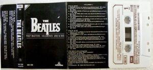 THE BEATLES Past Masters Vol 1&2 Rare 2xCassette ARGENT