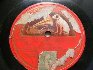 FLONZALEY QUARTET Gramophone 08096 78 DVORAK Qtet in F