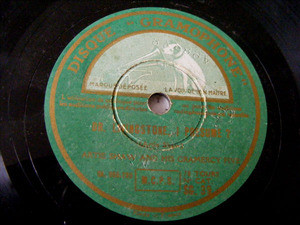ARTIE SHAW Gramophone SG.39 78 WHEN THE QUAIL COME TO S
