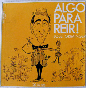 GRIMINGER Londisc RL 37000 Jewish Comic ALGO PARA REIR!