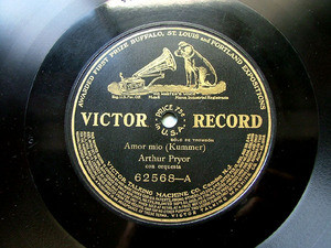 A. PRYOR / V. SORLIN Victor 62568 VOCAL 78rpm TRAUMEREI