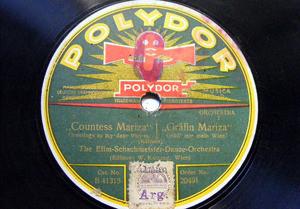 EFIM-SCHACHMEISTER DANCE Polydor 2049 78 GRAFIN MARI