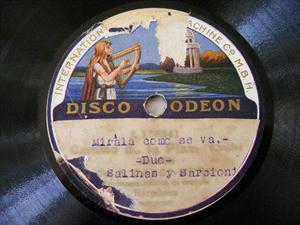 GARCI-NUÑO Odeon 135341 SPANISH 78 CAMINO DE LA PLAZA