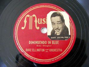 DUKE ELLINGTON Musicraft 511 JAZZ 78rpm JAM-A-DITTY
