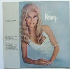 NANCY SINATRA Nancy RARE Argentina MH 12809 MONO LP