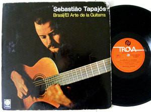 SEBASTIAO TAPAJOS BRasil/El Arte De La Guitarra TROVA 80026 LP 1971