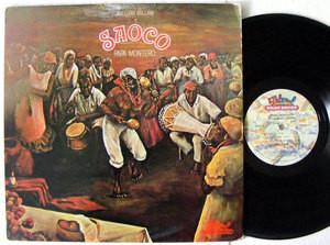 WILLIAM MILLAN & SAOCO Papa Montero SALSOUL 4121 Usa LP 1979