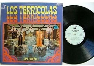 LOS TERRICOLAS Un Sue±o DAINA 306 MEXICAN LP