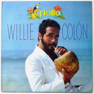 WILLIE COLON Criollo VICTOR TLP-60095 ARGENTINA LP EX+inner
