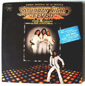 SATURDAY NIGHT FEVER Ost Rso 2479199 ARGENTINA 2xLP 1978