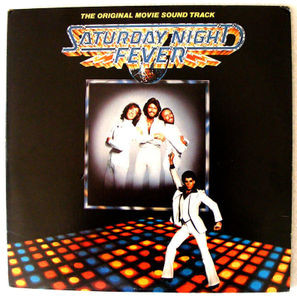 SATURDAY NIGHT FEVER Rso 2-4001 OST USA Gatefold 2xLP NM