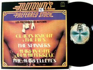 LOS PREFERIDOS DE MOTOWN VOL I Motown 863 Argentina Edition LP 1977