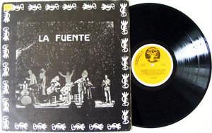 LA FUENTE Ciclo 3 CP-502 ARGENTINA CHRISTIAN FOLK LP 1981