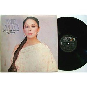 ISABEL PANTOJA Se Me Enamora El Alma RCA TLP-80057 ARGENTINA LP