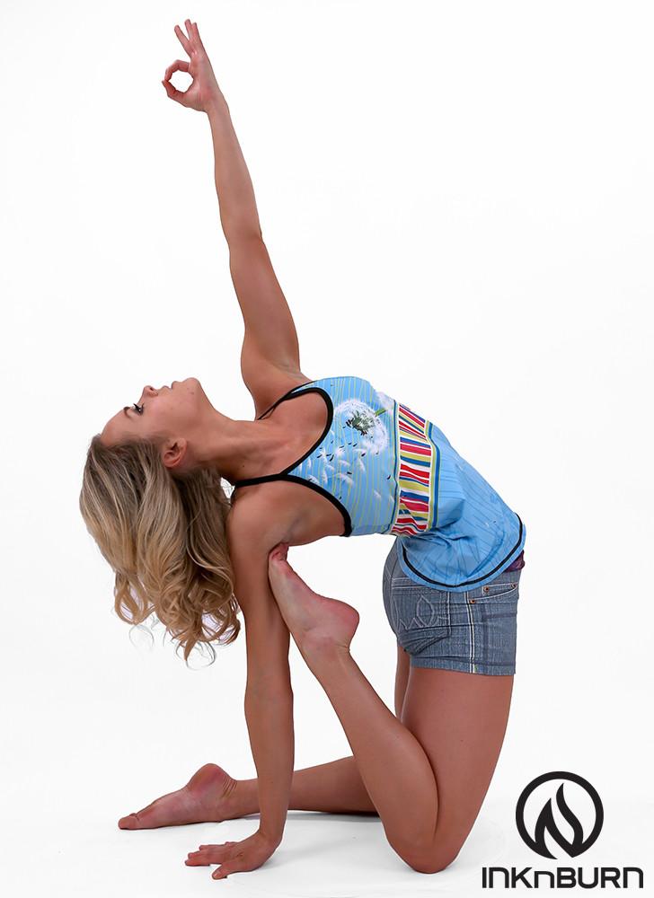 Atalanta Yoga Shorts and Wish Camisole