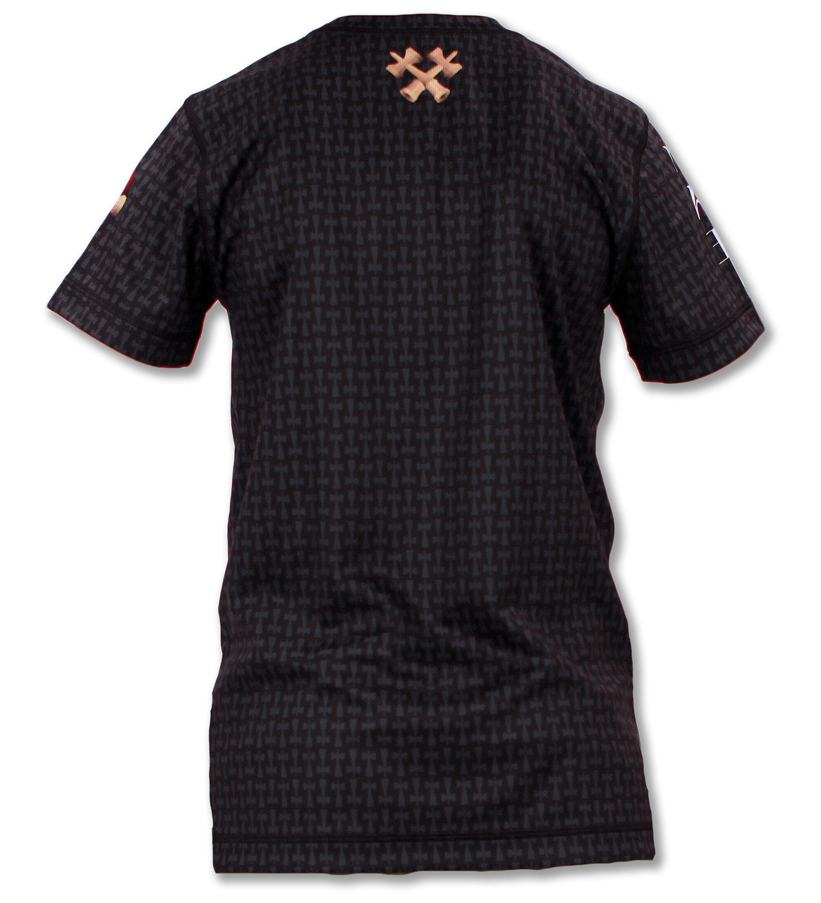 Boy's Kendama Tech Shirt Back