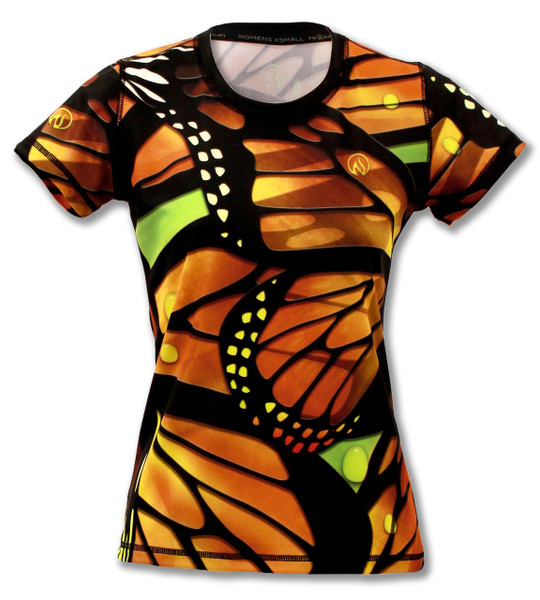 Women's Monarch Tech Shirt Front