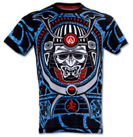INKnBURN Men's Warrior Run or Die Tech Shirt Front