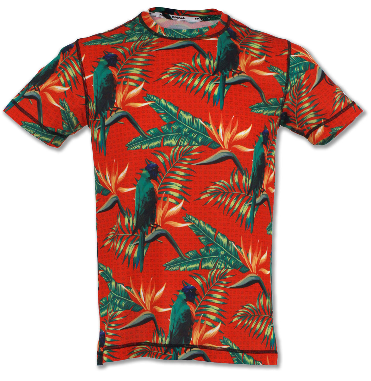INKnBURN Men's Magnum Pi Tech Shirt Front