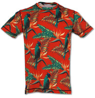 INKnBURN Men's Magnum Pi Tech Shirt Front
