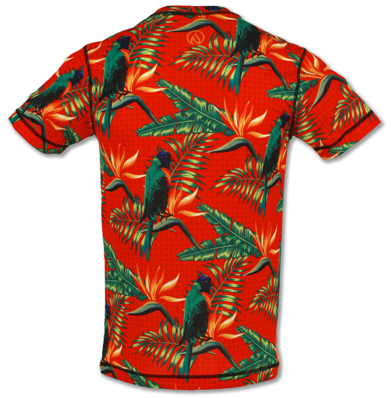 INKnBURN Men's Magnum Pi Tech Shirt Back