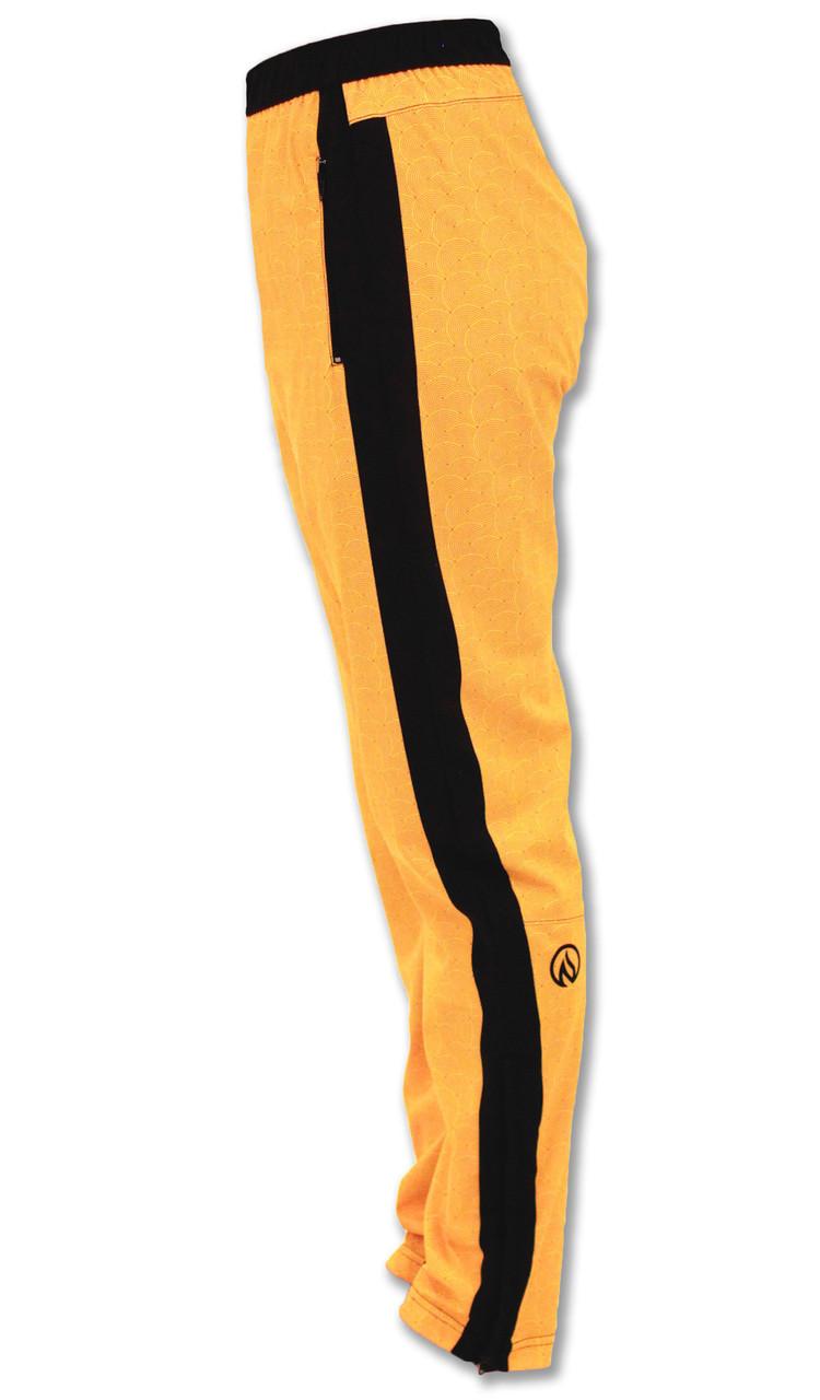 INKnBURN Women's April Fu Track Pants Side