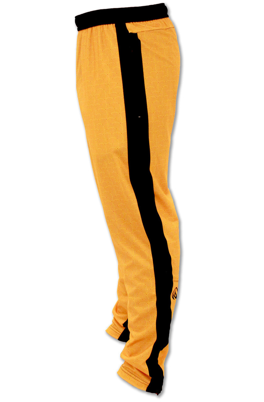 INKnBURN Men's April Fu Track Pants Side