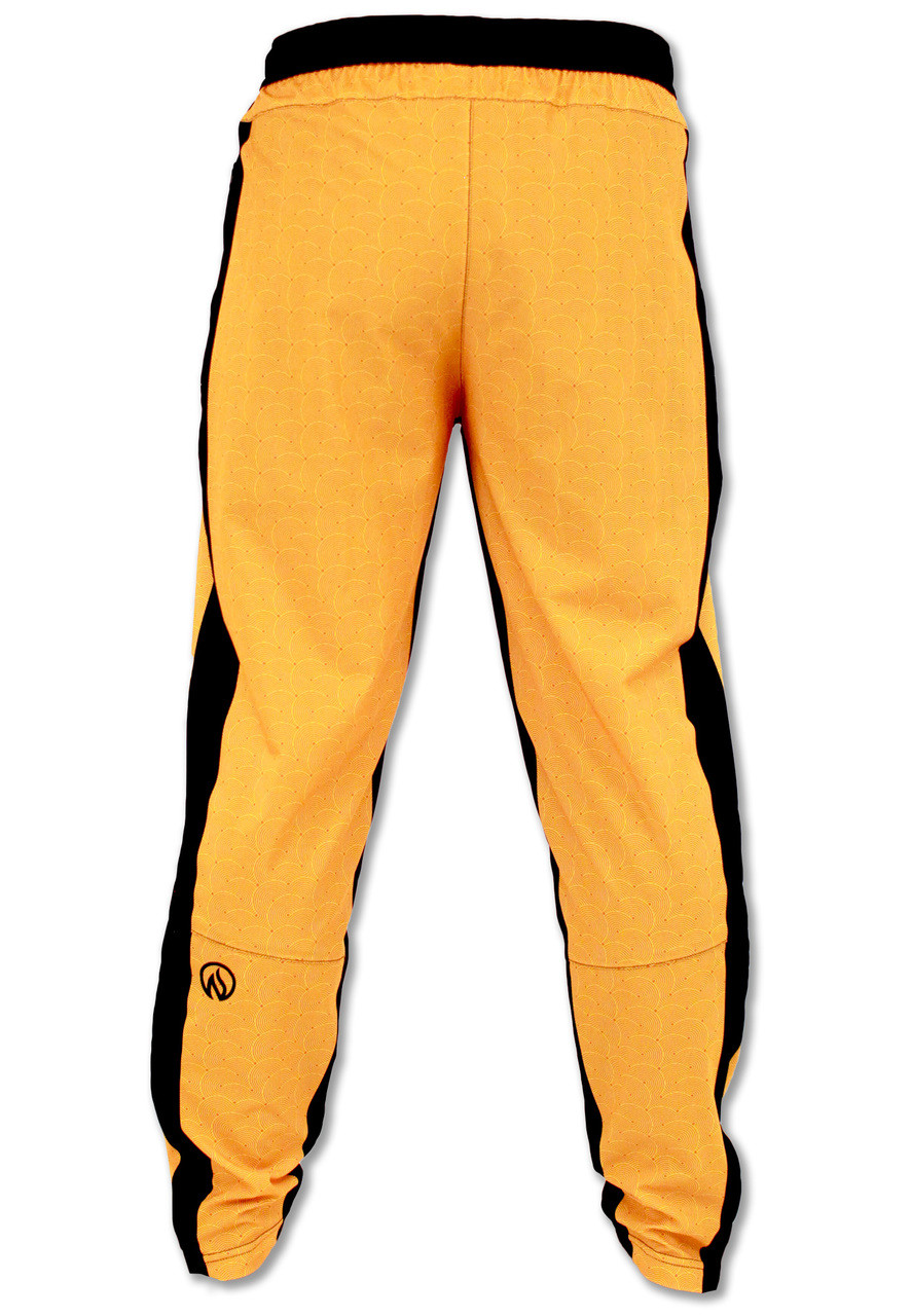 INKnBURN Men's April Fu Track Pants Back