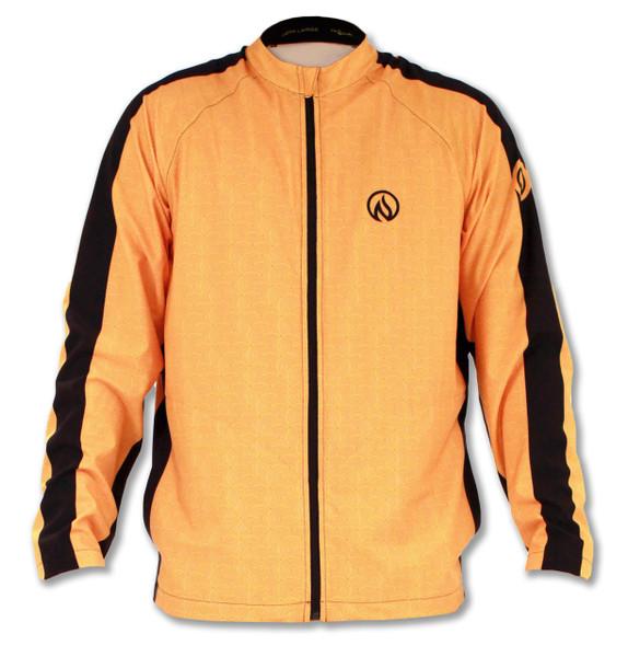 INKnBURN Men's  April Fu Track Jacket Front