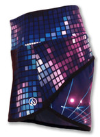 Club INB Rockstar Shorts Left Side Waistband Up