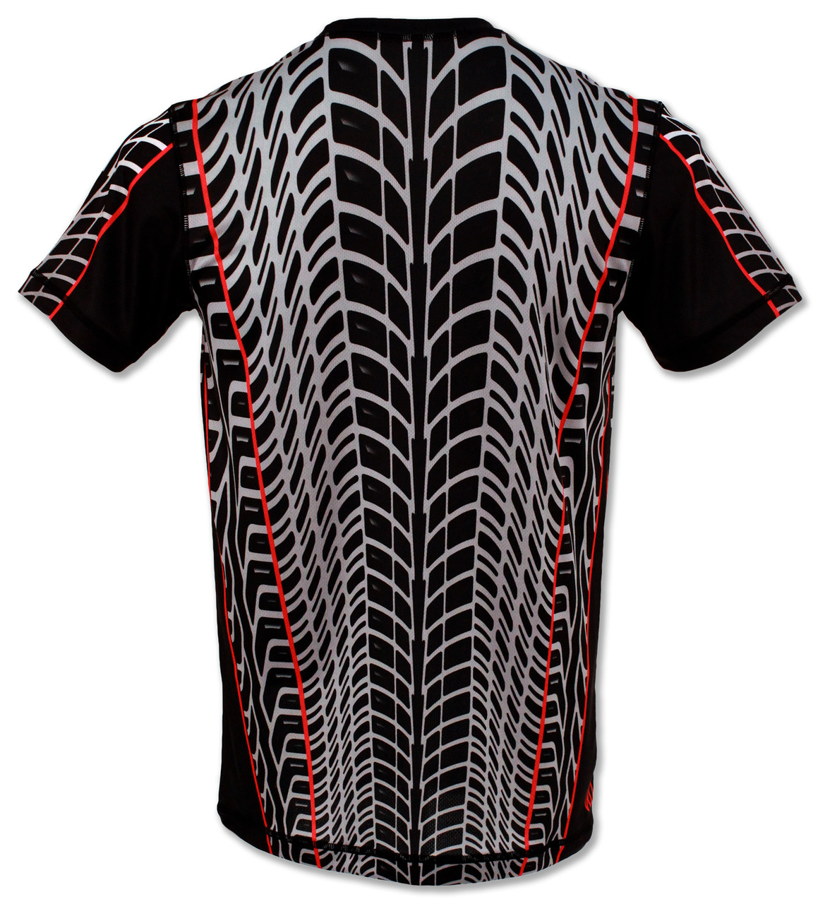 INKnBURN Men's Traction Tech Shirt Front