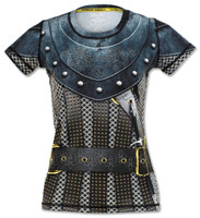 INKnBURN Women's Medieval Tech Shirt Front