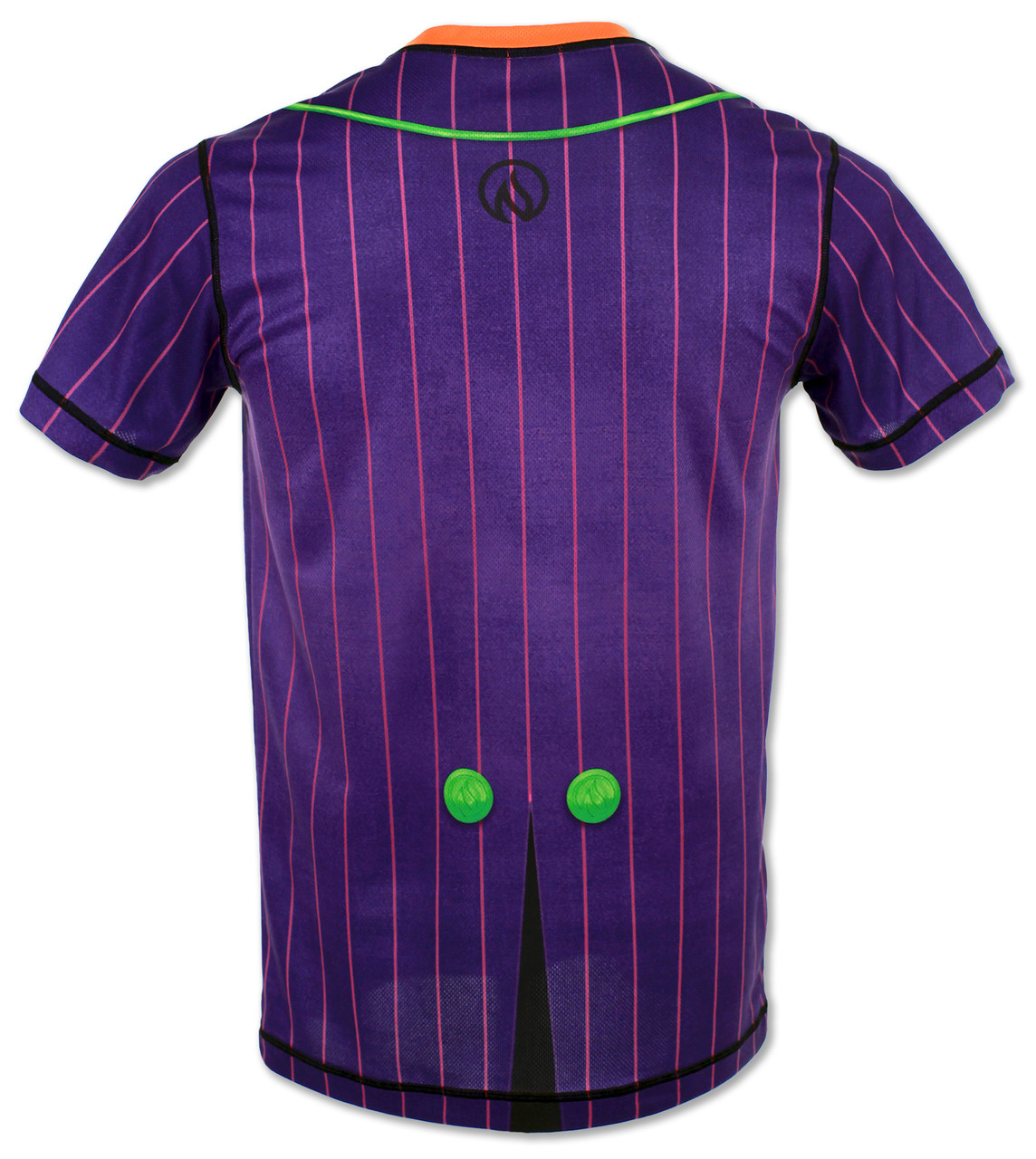 INKnBURN Men's Funny Guy Tech Shirt Back