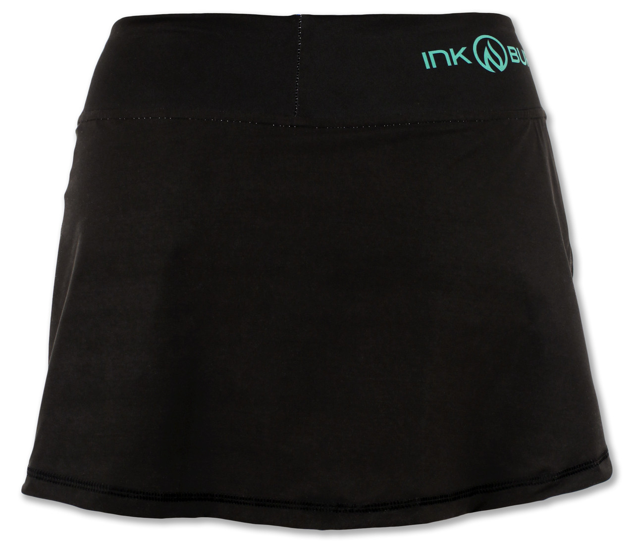 INKnBURN Women's ISO Sport Skirt Back Waistband Up