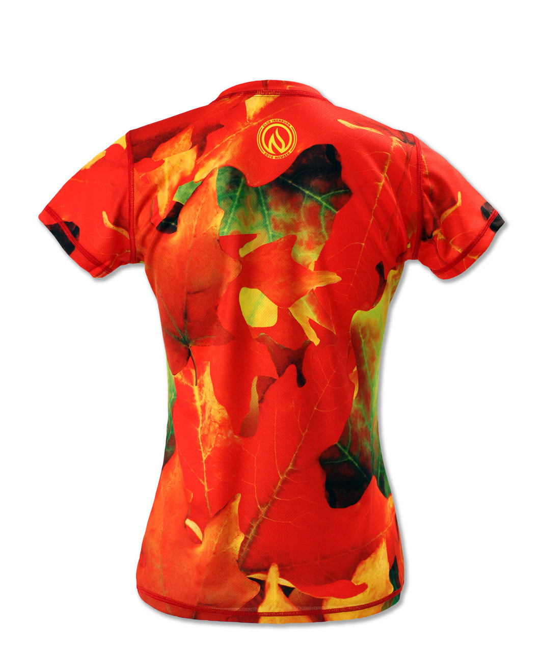 INKnBURN Women's Club INB Fall Tech Shirt Back