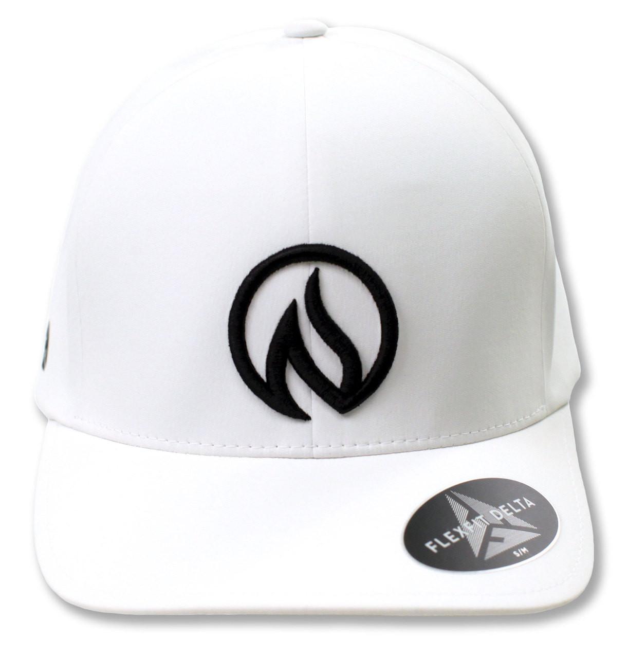 INKnBURN White Logo Hat