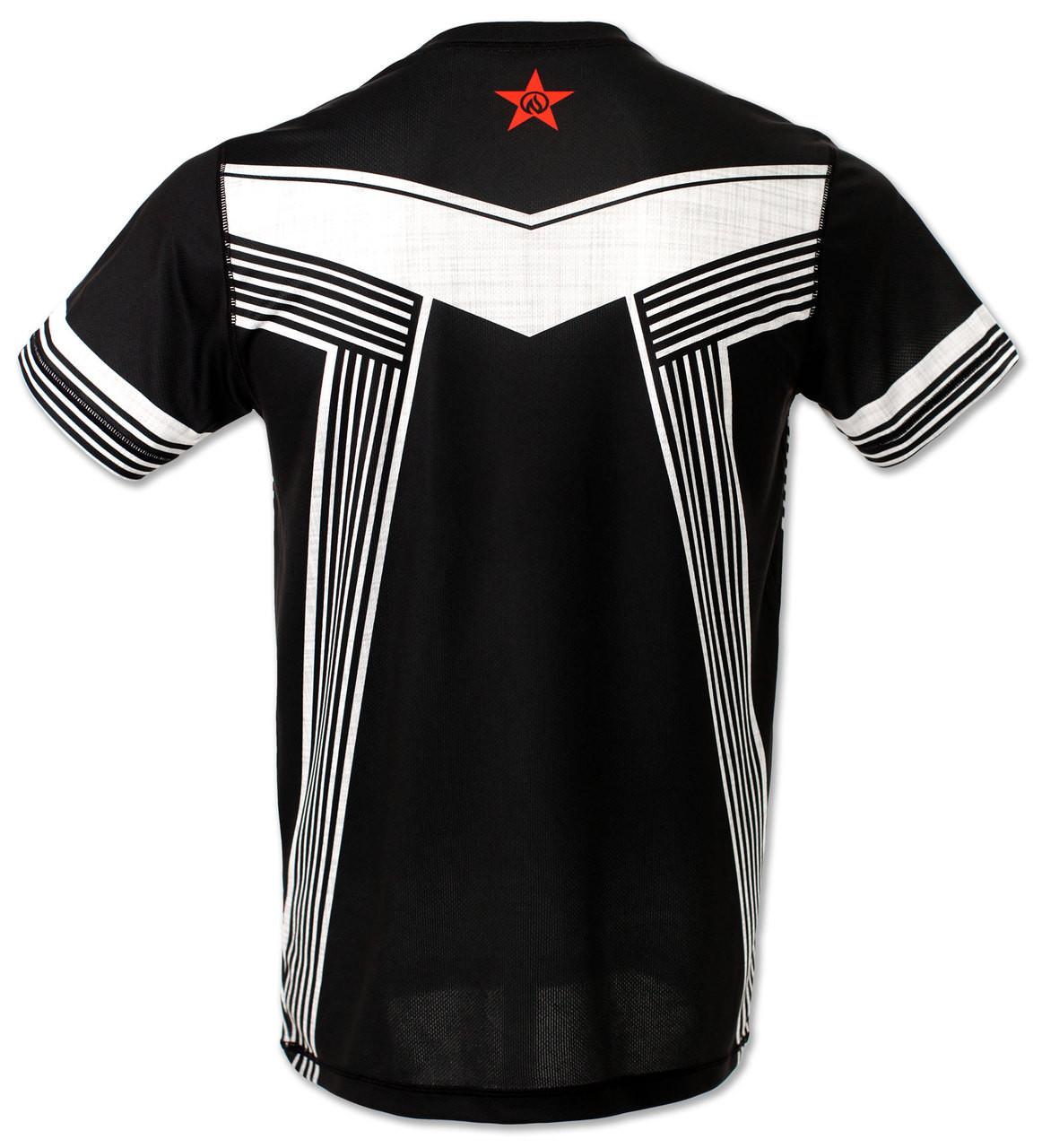 INKnBURN Men's California Tech Shirt Back
