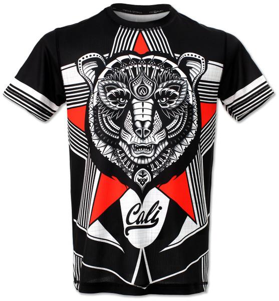 INKnBURN Men's California Tech Shirt Front