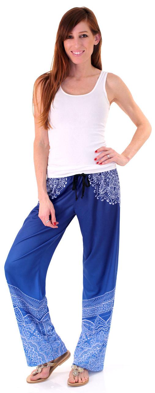 INKnBURN Healing Mandala Lounge Pants