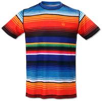 INKnBURN Men's Sarape Tech Shirt Front