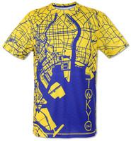 INKnBURN Men's Tokyo Tech Shirt Front