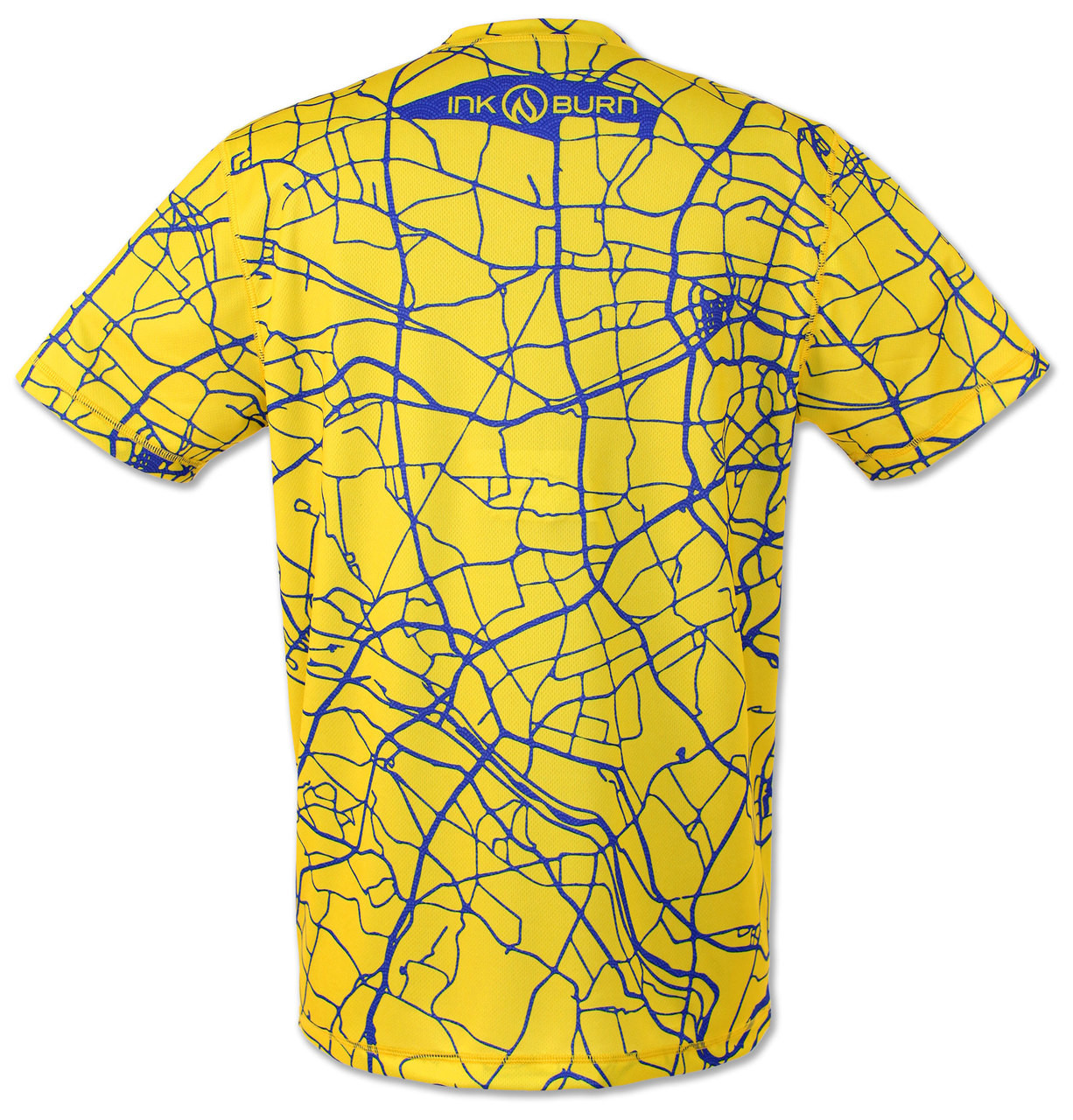 INKnBURN Men's Tokyo Tech Shirt Back