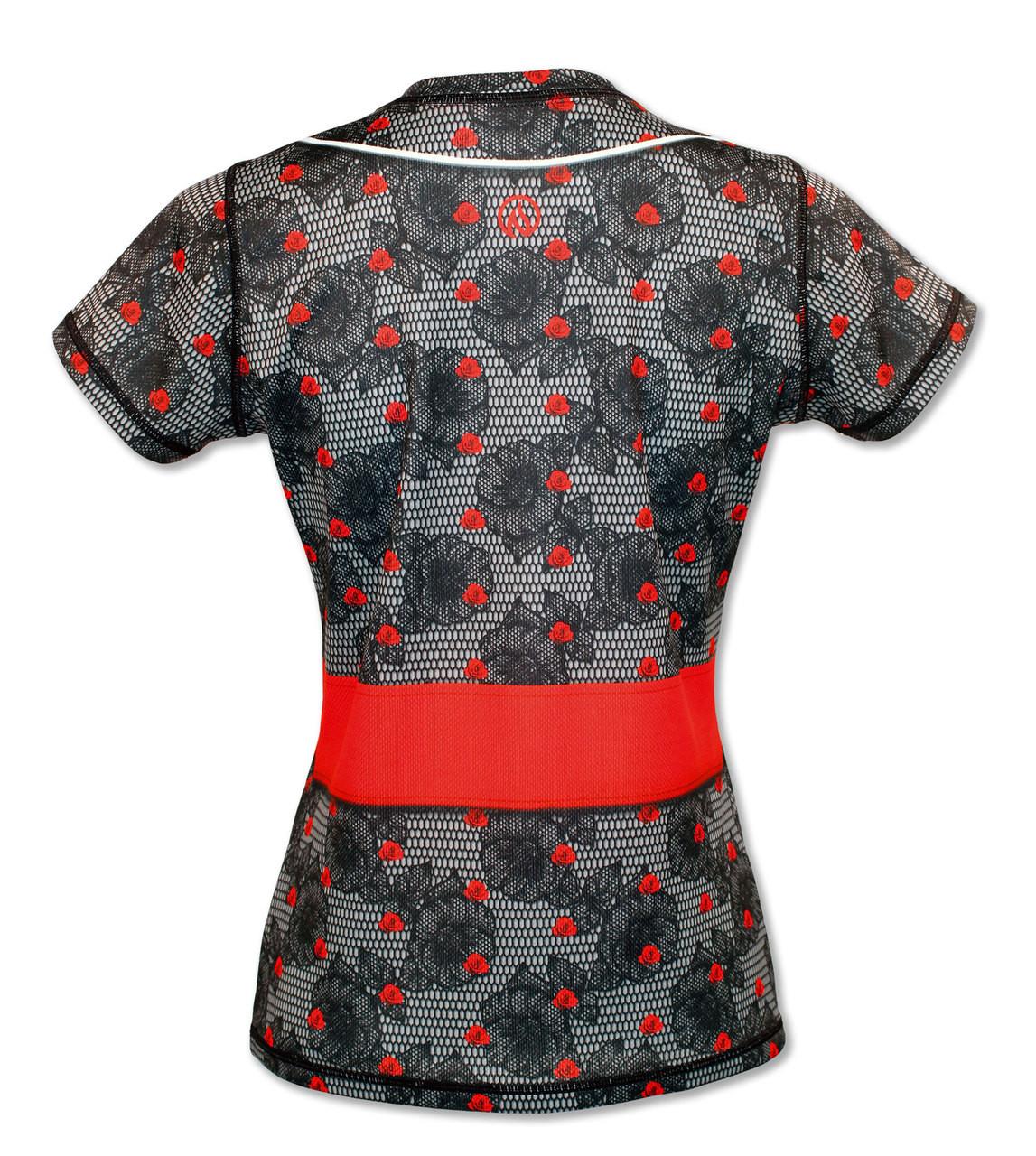 INKnBURN Women's Vintage Tech Shirt Front