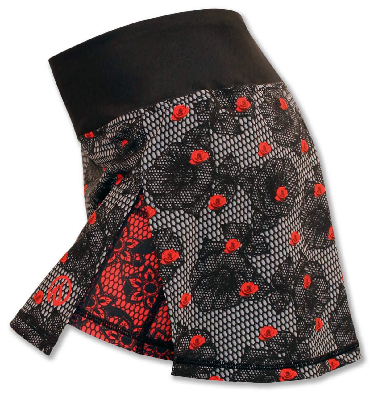 INKnBURN Betty Sport Skirt Side Waistband Up