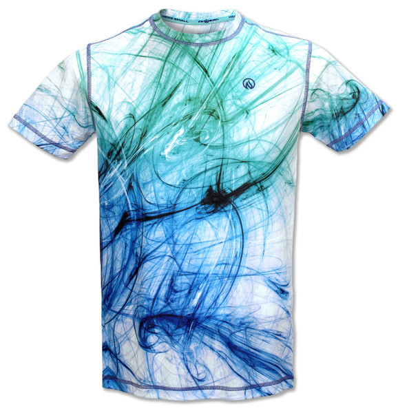 INKnBURN Men's Sketch Tech Shirt Front