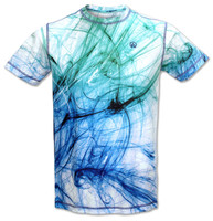 INKnBURN Men's Sketch Tech Shirt Front