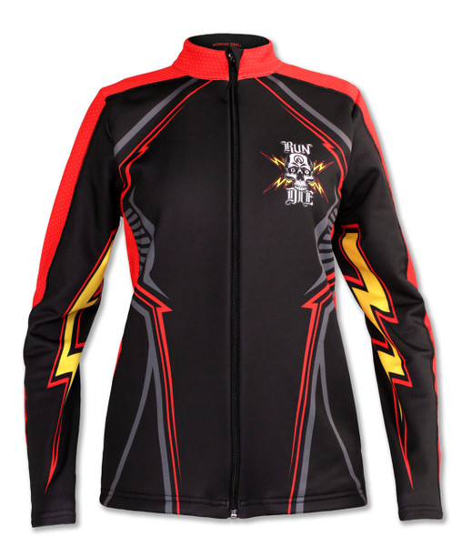 INKnBURN Women's Run or Die Jacket