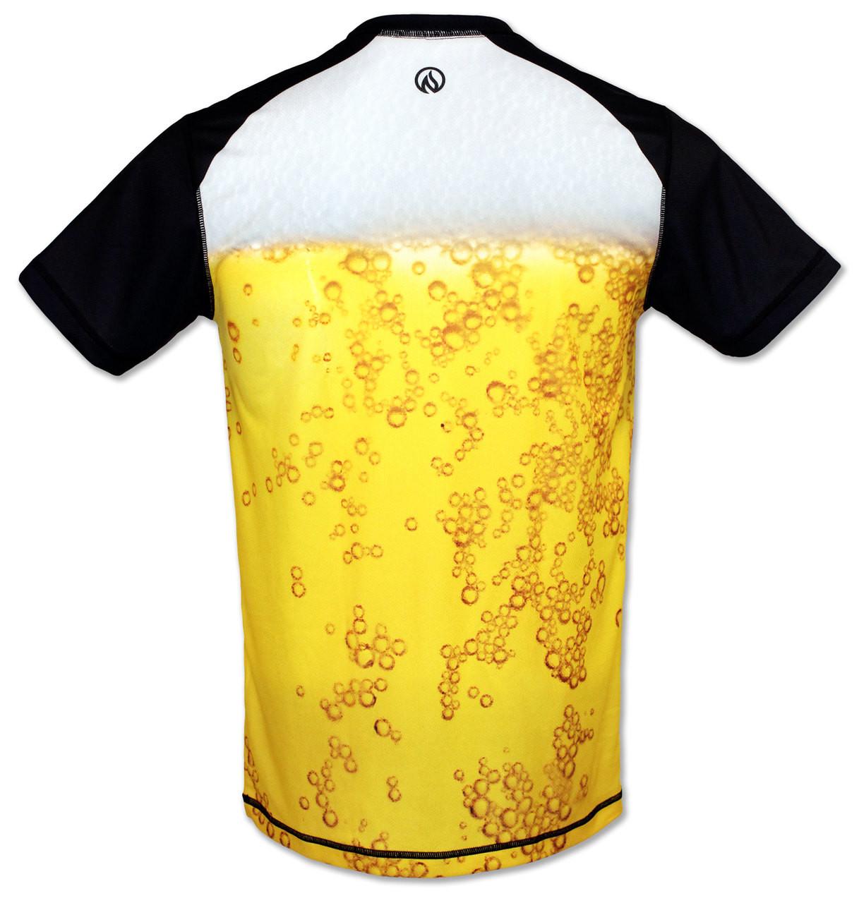 INKnBURN INKnBREW Tech Shirt Back